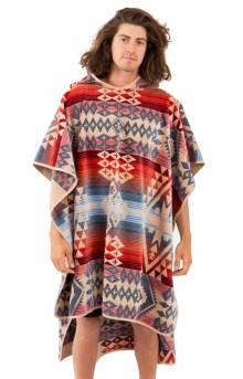Adult Hooded Towel - Canyonlands Desert