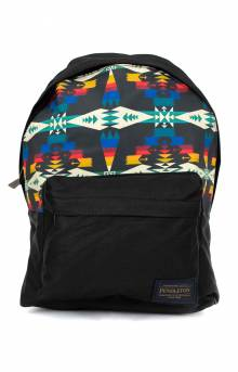 Canopy Canvas Backpack - Tuscon Black