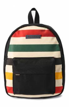Canopy Canvas Mini Backpack - Glacier Stripe
