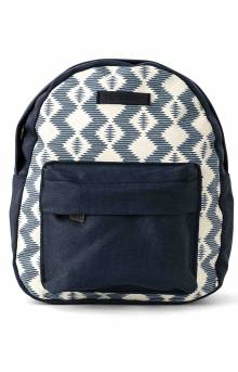 Canopy Canvas Mini Backpack - Zig Zag River