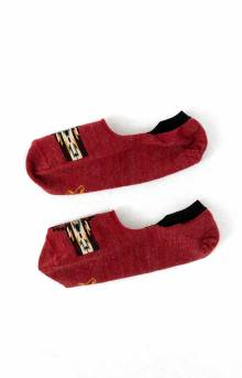 Chief Star Moc Sock - Red