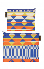 2 Pack Zip Pouch - Southern Highlands