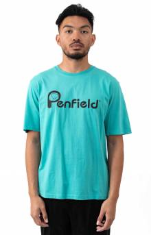Apremont T-Shirt - Baltic Teal