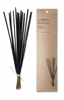 (No. 19) Incense - Patchouli Sweetgrass