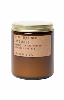 Sunbloom Soy Candle - 7.2 Oz