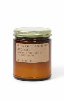 Sweet Grapefruit Soy Candle - 7.2 Oz