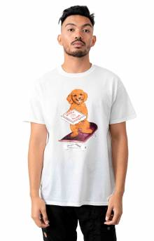 Dog Skate T-Shirt - White