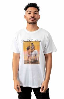 Forbidden Love T-Shirt - White
