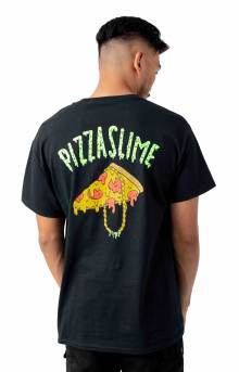 PIZZASLIME New Gang T-Shirt - Black