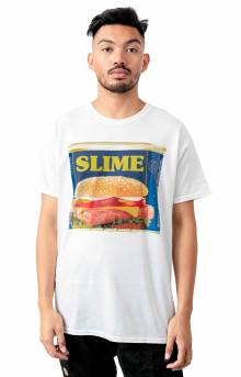 Spam Slime T-Shirt - White