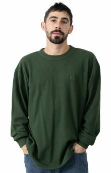 Shin L/S Shirt - Hunter Green