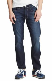 Varick Slim Straight Jeans - Rockford Stretch BSR