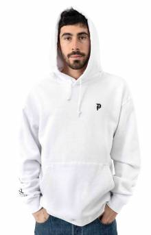 Beacon Pullover Hoodie - White