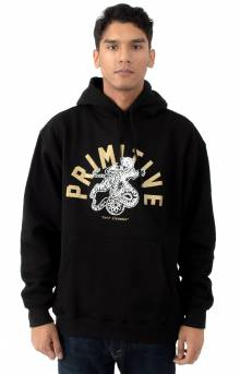 Big Arch Rumble Pullover Hoodie - Black