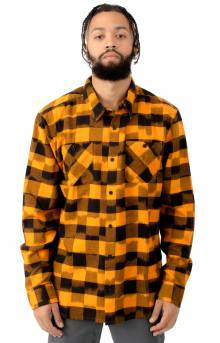 Buffalo Ikat L/S Button-Up Shirt - Sunset