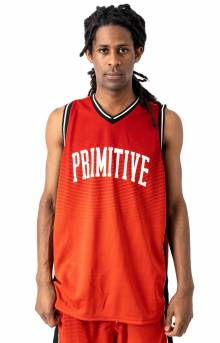 Champs Basketball Jersey - Red