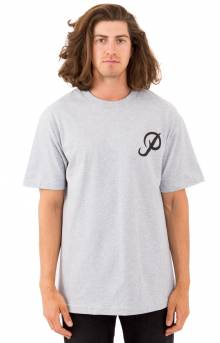 Classic P Core T-Shirt - Athletic Heather Grey