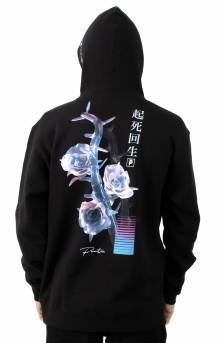 Creation Pullover Hoodie - Black