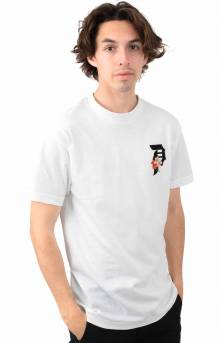 Dirty P Lily T-Shirt - White