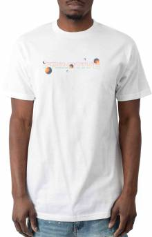 Dirty P Particles T-Shirt - White
