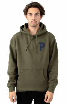 Dirty P Pullover Hoodie - Camel