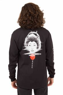 Geisha L/S Shirt - Black