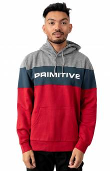 Levels Pullover Hoodie - Heather Grey