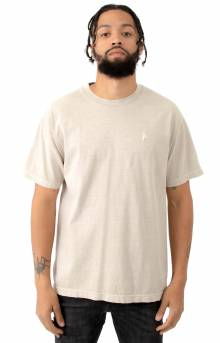 Mini Dirty P Dyed T-Shirt - Khaki