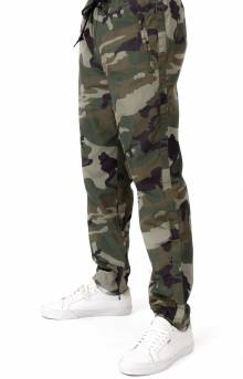 Relay Track Pant - Camo