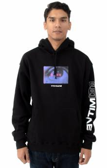 Stare Pullover Hoodie - Black