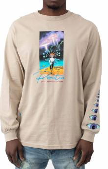 Systems L/S Shirt - Sand