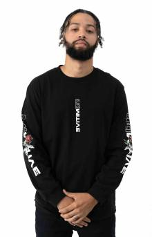 Threat L/S Shirt - Black