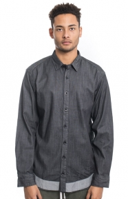 Publish Clothing, Axell Button-Up Shirt - Black