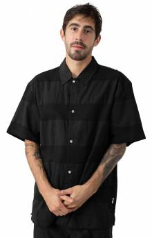 Baz Button-Up Shirt - Black