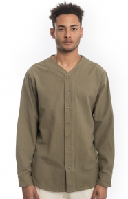 Publish Clothing, Cavin Button-Up Shirt - Olive