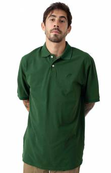 Ernis S/S Polo Shirt - Olive