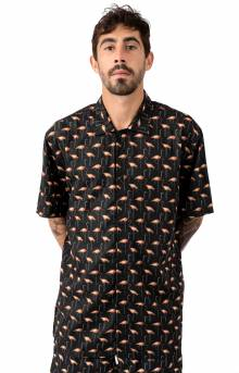 Jame Button-Up Shirt - Black