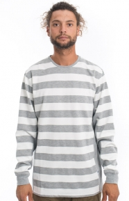 Publish Clothing, Jed Knitted L/S Shirt - Grey