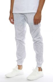 Publish Clothing, Mars Joggers - White