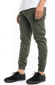 Publish Clothing, Sprinter Joggers - Olive