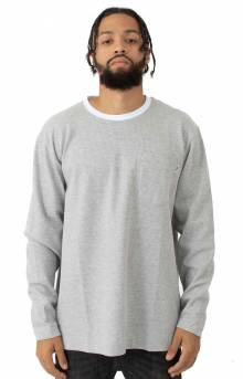 Tainer L/S Shirt - Heather Grey