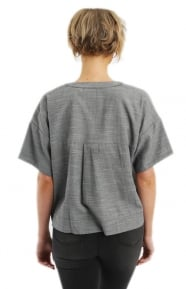 Publish Womens Clothing, Sophie Button-Up - Grey