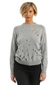 Vida Sweater - Grey