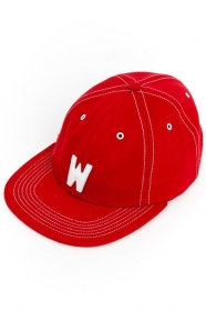 Jarry Polo Cap - Red
