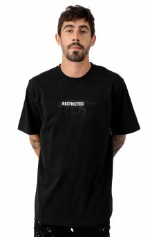 Restricted T-Shirt - Black