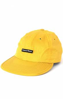 Trilobal 6 Panel Cap - Gold