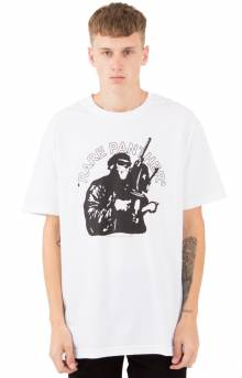 Panther Soldier T-Shirt - White
