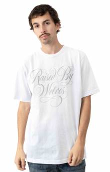 Spencerian T-Shirt - White