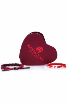Valentines Day 2 Pack Bracelets w/Box