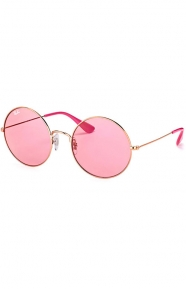 (9035F6) Ja-Jo Sunglasses - Golden Pink